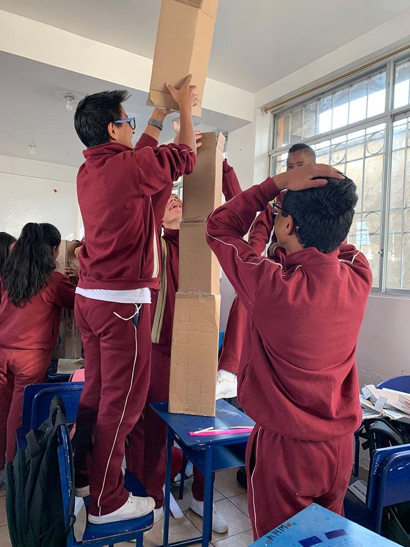 Colegios Lab XXI